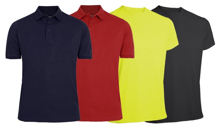 Profilkläder - Kläder med tryck