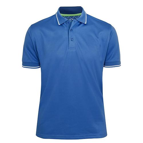 Piké Golfer herr royalblå