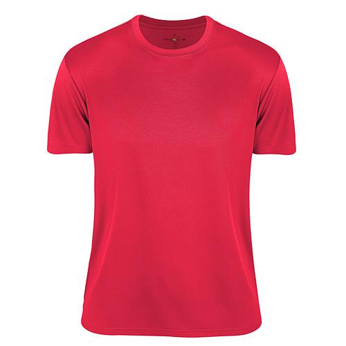 T-shirt funktionsmaterial herr rosa