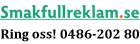Smakfullreklam.se Logo