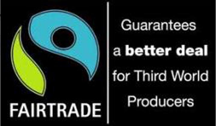 Fairtrade, ekologiskt samt sockerfritt reklamgodis
