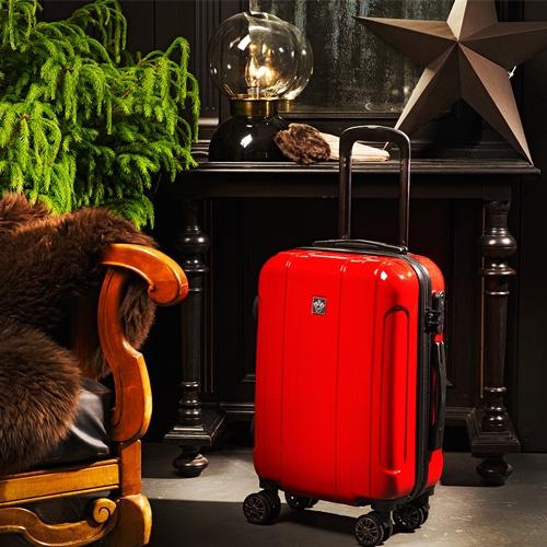 resväska julklapp till personal