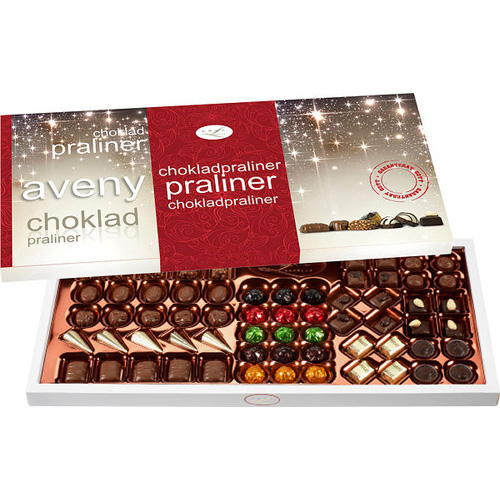 Chokladaskar till jul - Julklapp till Personal och Företag