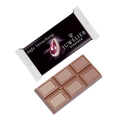 reklamgodis choklad