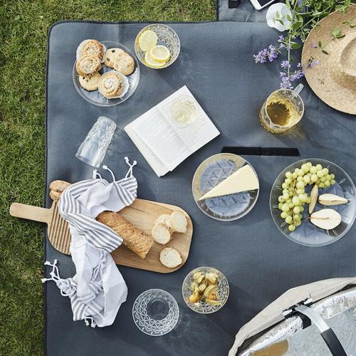 Picknick - bestick, skål eller tillbringare