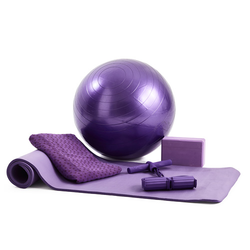 Komplett yogaset i tre färger